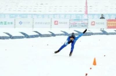 延边州第二十二届运动会青少年速度滑冰比赛今日开赛