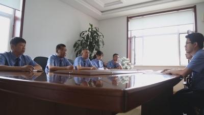 """【视频新闻】董华:做敢于""""碰硬""""的人民检察官"""