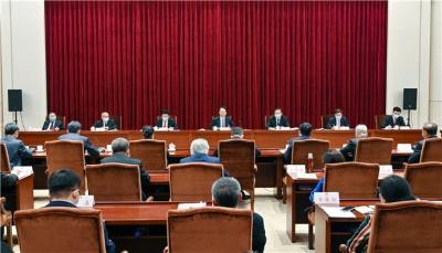 景俊海:解放思想 深化改革 转变作风 狠抓落实 奋力推动新时代吉林全面振兴全方位振兴