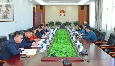 州人大常委会召开制定《延边朝鲜族自治州文明行为促进条例》启动仪式暨立法动员会