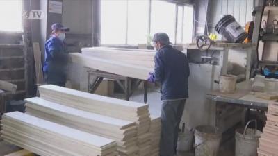 敦化:企业春节不停工 就地过年促生产
