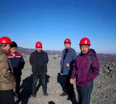 州应急管理局对吉林天池矿业、和龙天信矿业进行督导检查