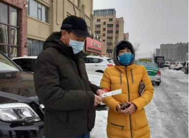 珲春市:移风易俗助力疫情防控