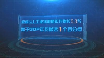 数说吉林:年均增长5.3% 吉林工业再启新篇