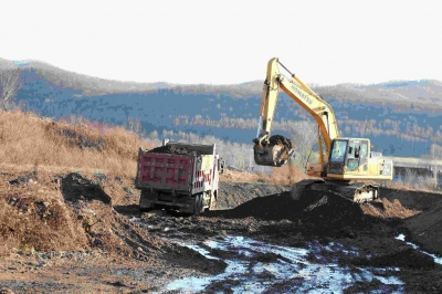 """按下""""快进键"""",吉林省首个""""水系连通""""项目工程全面开建复工"""