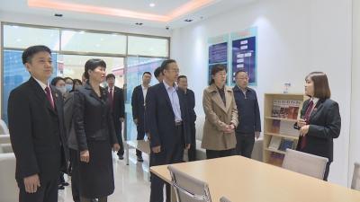【视频新闻】中国侨联党组书记、主席万立骏到我州调研