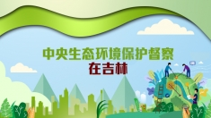 【專題】中央生態環境保護督察在吉林