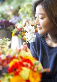 꽃 가꾸고 보기만 해도 우울감·스트레스 사라진다