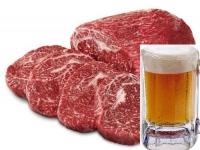 맥주 넣고 고기 양념하면 암 위험 감소