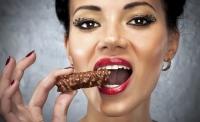 식감이 거칠고 단단할 수록 칼로리는 낮다?