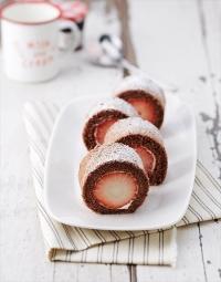 딸기초코롤