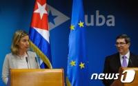 EU-꾸바, '관계정상화' 협정 체결