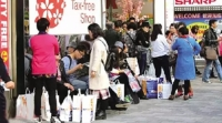 큰손 중국관광객들, 해외에서 2150억딸라 소비