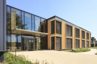네덜란드 사무실 건물 세계에서 지속가능성이 가장 높아