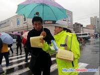 장춘 4월 20일부터 행인 빨간등 무시하면 벌금
