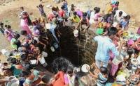 인도, 폭염 가뭄으로 300명 사망