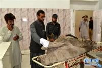 아프간 정보당국 탈레반 최고지도자 공습에 사망 실증