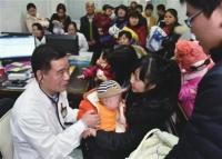 어린이 의료서비스 확대,소아과의사 3만명까지 늘인다