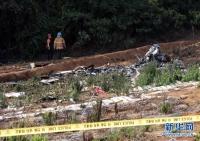 한국 경비행기 추락, 탑승자 3명 사망
