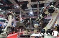 중국, 산업용 로봇 구매도 세계 1위