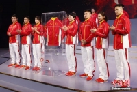 2016년 리우올림픽 국가대표단 장비 발표
