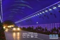 중국 고원지구 최장거리 고속도로 터널 공식 통차