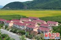 아하조선족향 만만천촌 관광산업 추진해 농민소득 증가