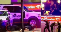 미국 9.11사건후 최대 경찰습격사건 발생