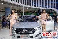 제13기 중국장춘자동차박람회 15일 개막