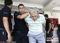 토이기, 정변 참여 군인과 법관 6000여명 체포