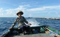 남사 미제산호초 어민들 열대어류 양식