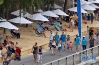 제15회 빠리 모래축제 개막, 안보조치 강화