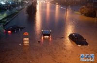 중국 남부 폭염,북부 18년만 최악 폭우
