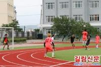 광주서석고방문단 룡정중학교 방문