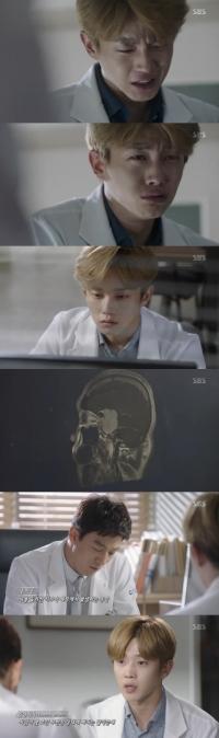 '닥터스' 김민석, 절망으로 얼룩진 마지막 3분…연기력 폭발
