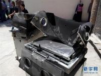 바그다드 병원 화재…신생아 20명 숨져