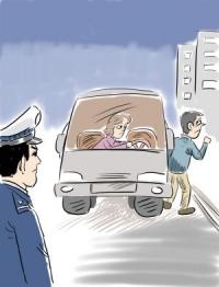 연길 남성, 음주운전으로 행인 사망사고 내고 안해에게 허위자백까지 종용!