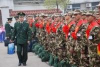 신병모집 투명화 군대개혁 추진