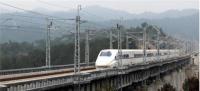 시속 350km '중국표준' 고속철 운행 개시,수출 가속도