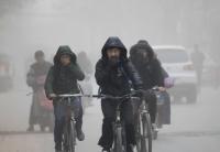 공기오염 건강에 대한 영향 검측