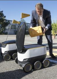 스위스, 다음달부터 배달 로봇 시범 운영