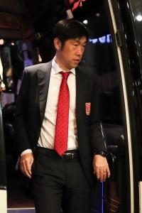 (사진)중국국가팀 서울 도착