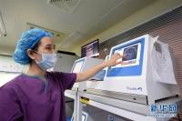 중경 '시험관 아기' 실험실 처음으로 대외로 개방