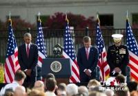 미국, 9.11 테러 15주년 기념