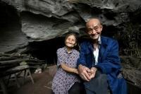 동굴집서 54년간 해로…'사천의 신선'이 된 로부부