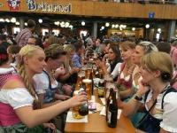 제183회 독일 뮌헨 맥주축제 개막