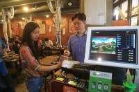 중국 모바일 지불 앱, 한국서 시장 확대