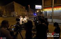 미국 볼티모어시 총격사건으로 8명 부상