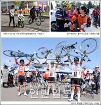 연변·베턴자전거관광축제 현장