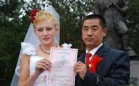 로씨야녀성, 중국 농촌 남성과 결혼 줄잇는 리유